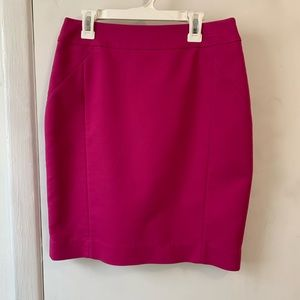 H&M Skirts - H&M work skirt, size 6. Pink